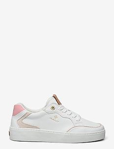 Lagalilly Sneaker - lave sneakers - white/pink