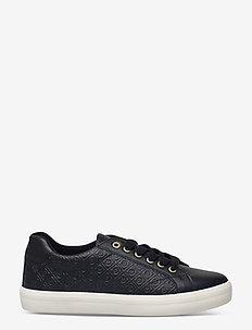 Seaville Sneaker - lave sneakers - black