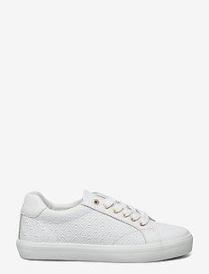 Seaville Sneaker - lave sneakers - white