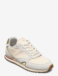 Beja Sneaker - matalavartiset tennarit - beige/earth