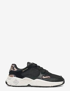 Nicewill Sneaker - lave sneakers - black