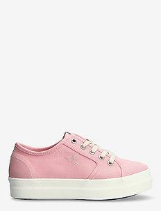 Leisha Sneaker - lave sneakers - quartz pink