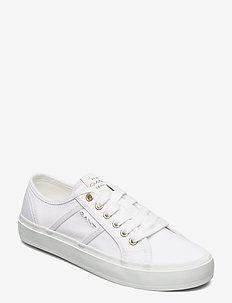 Pinestreet Sneaker - matalavartiset tennarit - white