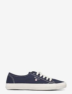 Preptown Sneaker - lave sneakers - marine