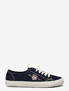 Pillox Sneaker - lave sneakers - marine