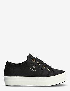 Leisha Sneaker - lave sneakers - black
