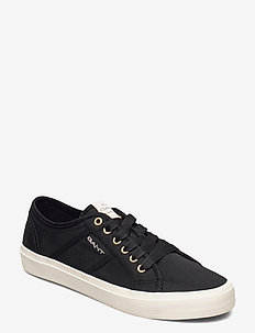 Pinestreet Sneaker - matalavartiset tennarit - black