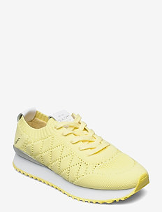 Bevinda Sneaker - matalavartiset tennarit - yellow