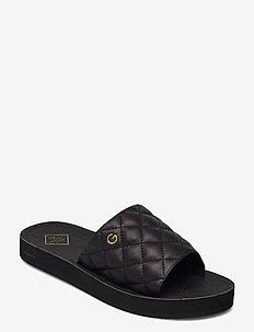 Flatville Sandal - pool-sandalen - black