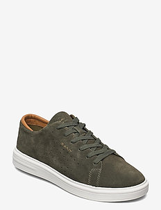 Fairville Low lace s - low tops - leaf green