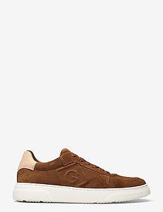 Joree Sneaker - low tops - cognac