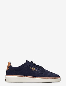 San Prep Sneaker - low tops - marine