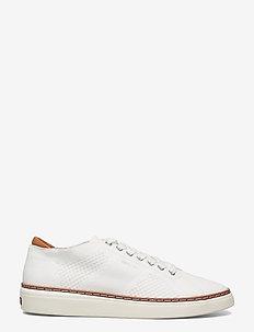 San Prep Sneaker - low tops - off white