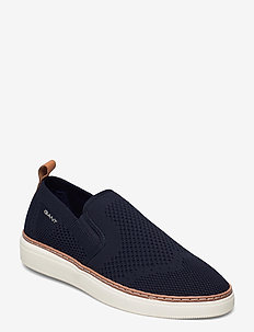 San Prep Sneaker - slip-on sneakers - marine