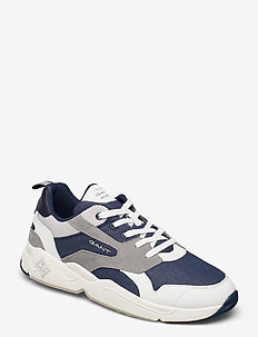 Nicewill Running low - low tops - multi blue