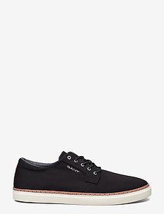 Prepville Low lace s - lave sneakers - black