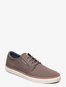 Prepville Low lace s - lave sneakers - taupe
