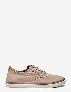 Prepville Low lace s - low tops - dry sand