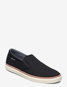 Prepville Slip-on sh - slip on sneakers - black