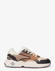 Nicewill Sneaker - niedrige sneakers - beige/black