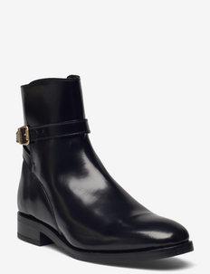 Fayy Chelsea Boot - flache stiefeletten - black