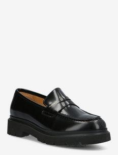 Malinca Loafer - loafers - black