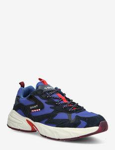 Mardo Sneaker - niedriger schnitt - marine