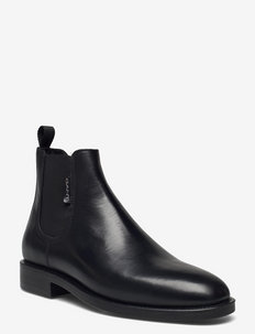 Brockwill Chelsea Boot - chelsea boots - black
