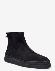Cloyd Mid Zip boot - vinterstøvler - black
