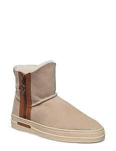 Maria Mid Boot - DRY SAND