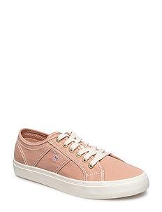 Zoe Sneaker - NUDE PINK