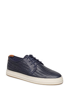 Star Low lace shoes - MARINE