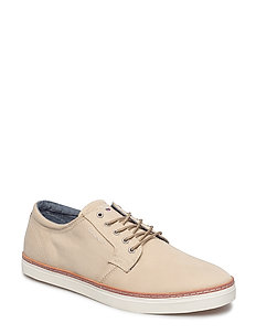 Bari Low lace shoes - DRY SAND