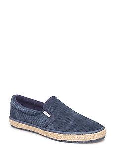 Master Slip-on shoes - MARINE