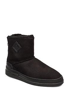 Maria Mid Zip boot