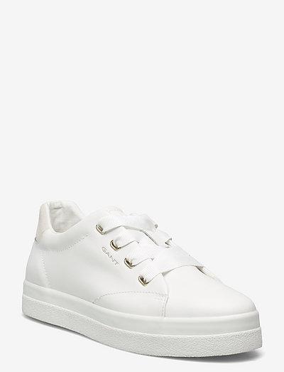 Avona Sneaker - low top sneakers - bright white
