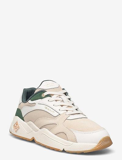 Nicewill Sneaker - chunky sneakers - white/green