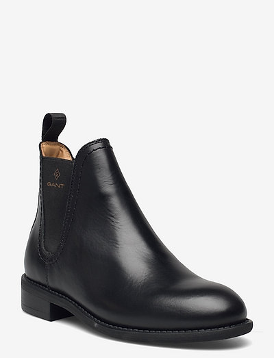 Ainsley Chelsea Boot - chelsea boots - black