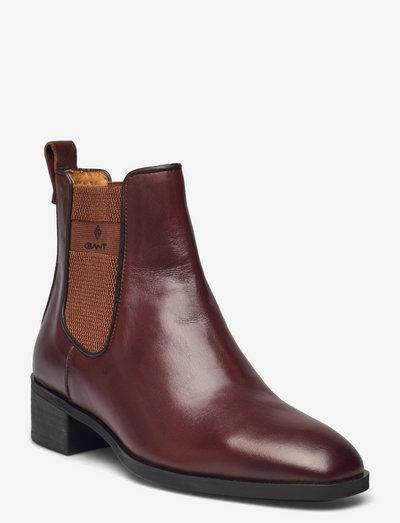 Dellar Chelsea Boot - chelsea boots - cognac