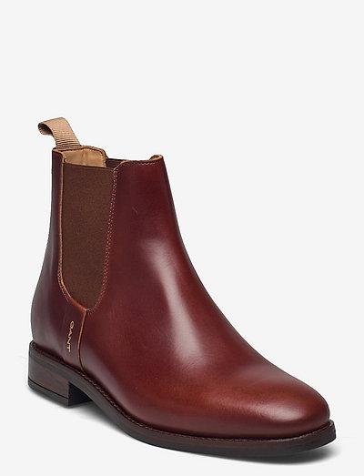 Fayy Chelsea Boot - chelsea boots - cognac