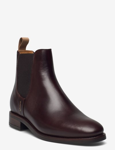 Fayy Chelsea Boot - chelsea boots - dark brown