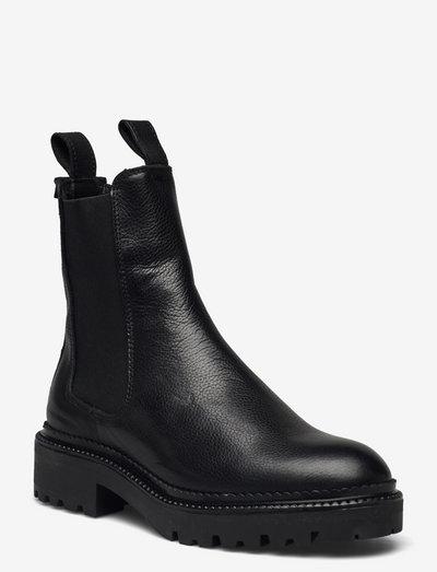 Kelliin Chelsea Boot - chelsea boots - black