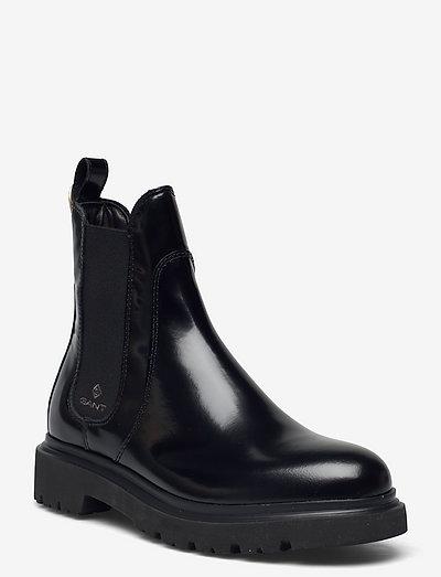 Malinca Chelsea Boot - chelsea boots - black