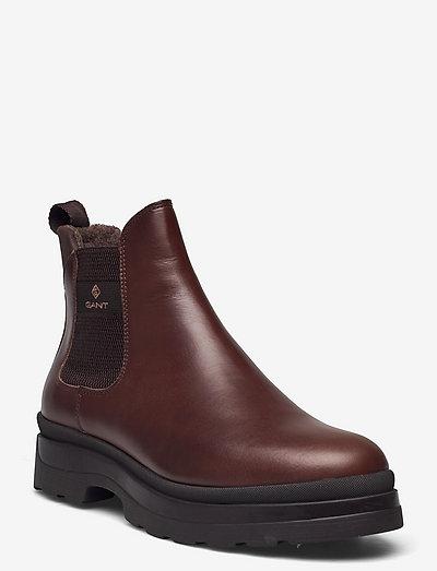 Windpeak Chelsea Boot - chelsea boots - dark brown