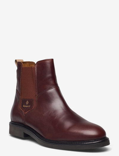 Trazy Chelsea - chelsea boots - sienna brown