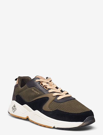 Nicewill Running low - low tops - ivy green multi