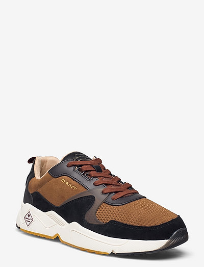 Nicewill Running low - low tops - tobacco multi