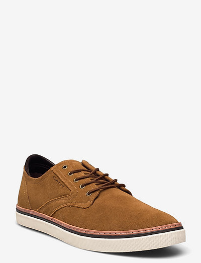 Prepville Cupsole low - low tops - tobacco brown
