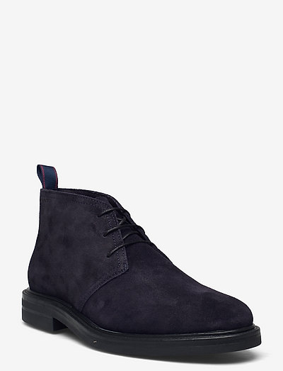 Kyree Mid Boot - desert boots - marine