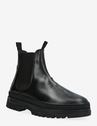 St Grip Chelsea Boot - chelsea boots - black